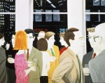 Alex Katz the-cocktail-party