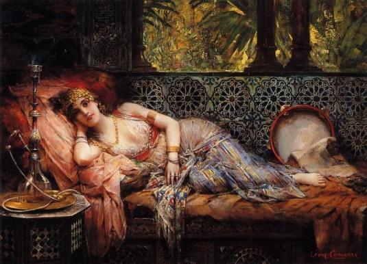 Leon Comerre (1850-1917)