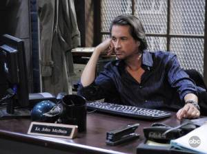 Michael Easton as Lt. John McBain