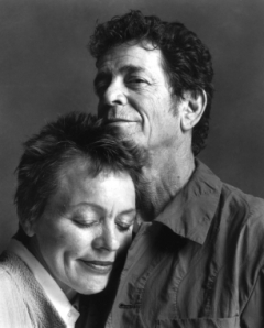 Laurie Anderson and Lou Reed 2002