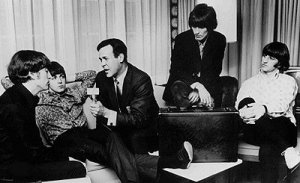 Beatles with Bruce Morrow 1965