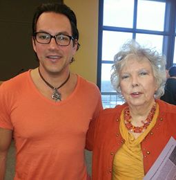 With Tyler Christopher (Nicholas Cassadine)