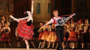 Bolshoi Ballet's Don Quixote