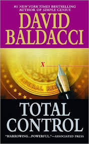 Baldacci Total Control cover