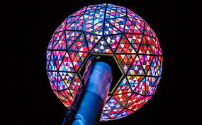New Year's Ball Times Square