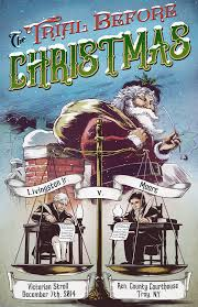 Trial Before Christmas poster