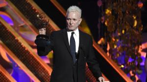Anthony Geary with this years Daytime Emmy