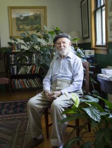 Preston Browning, proprietor of Wellspring House