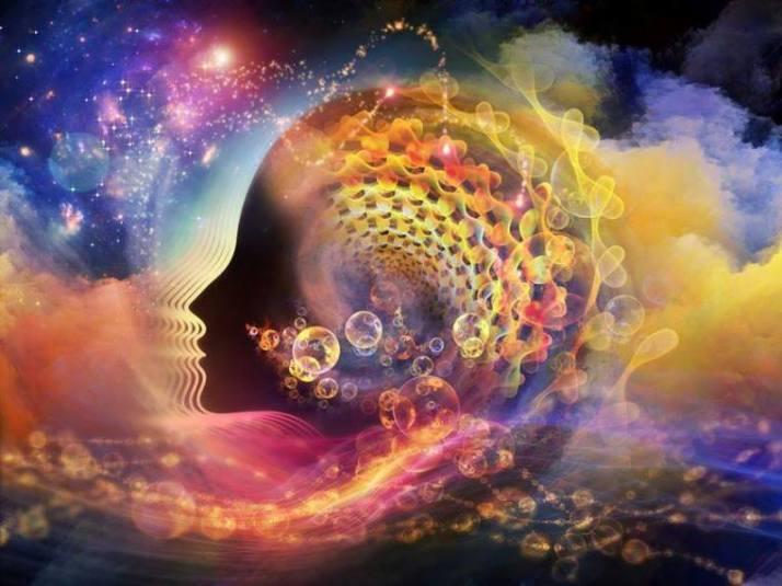 brain creativity starry sky
